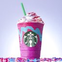 Starbucks-Unicorn Drink