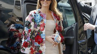 Fashion Melania Trump Photo Gallery