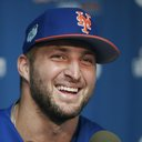 Tebow Mets Baseball