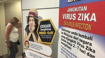 Malaysia Zika