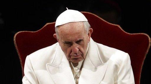 Vatican Pope Good Friday