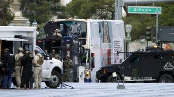 Vegas Strip Shooting