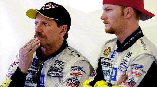 NASCAR Earnhardt Retiring Auto Racing