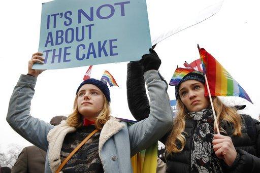 Supreme Court Wedding Cake