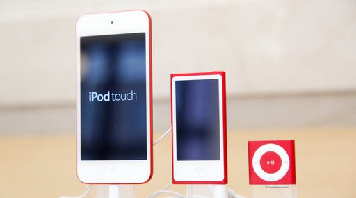 Apple iPods Demise