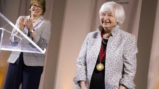 Federal Reserve Yellen