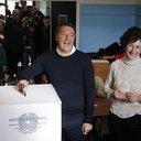 APTOPIX Italy Referendum