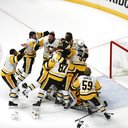 APTOPIX Stanley Cup Penguins Predators Hockey