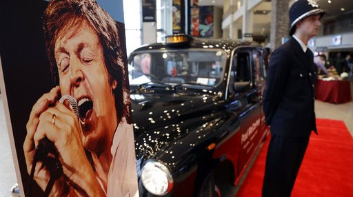 New Jersey Paul McCartney