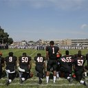 High Schools Anthem Protest Football