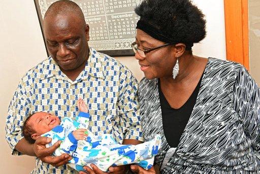 59-Year-Old Gives Birth