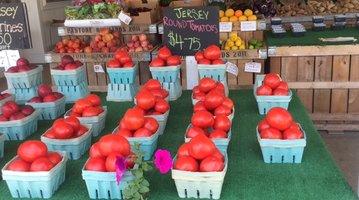 South Jersey tomato