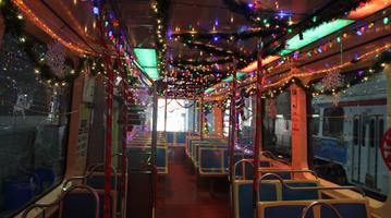 jolly trolley