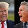 Donald Trump Brett Brown