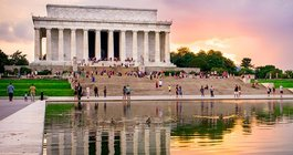 Limited - Lincoln Memorial in Washington DC