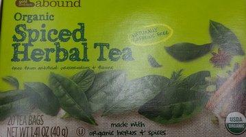 Herbal Tea Recall