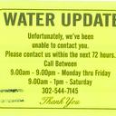 Philadelphia Water Department Postcard Front