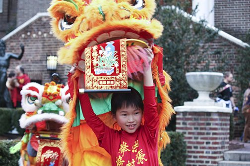 Penn Museum Chinese New Year 2017