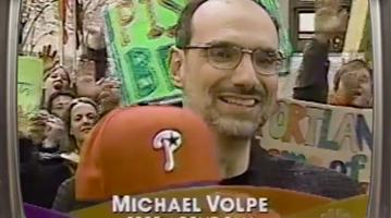 Phillies Michael Volpe