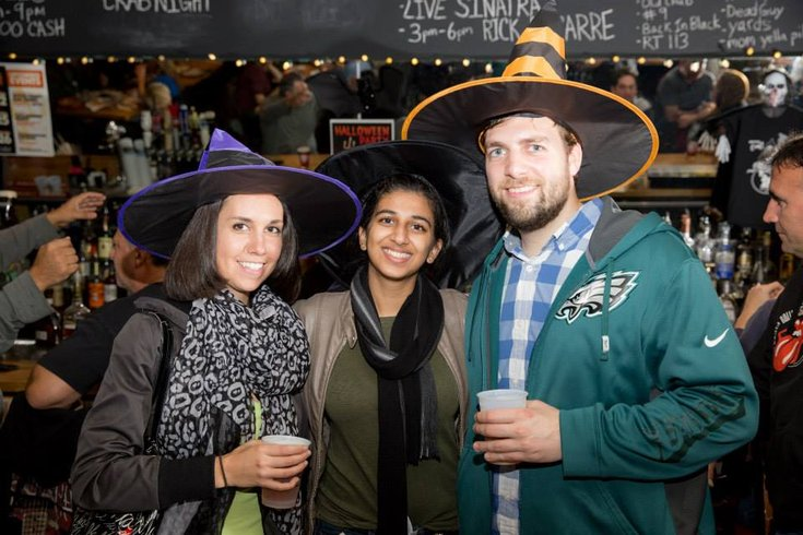 Witch bar crawl