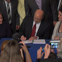wolf signs marijuana bill