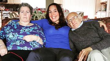 Elizabeth Wolf Alzheimer's